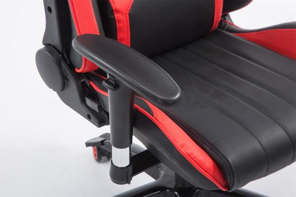 Racing Bürostuhl Shift X2 mit Fußablage