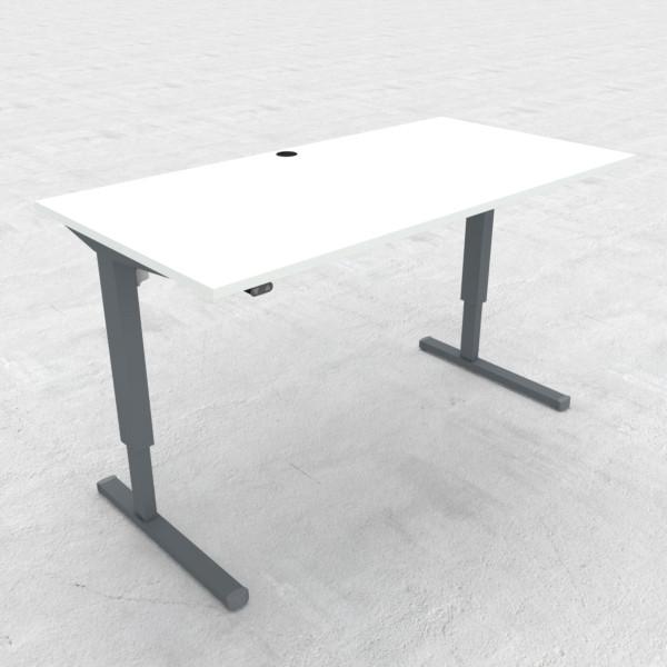 Steh-/Sitz-Schreibtisch 501-52