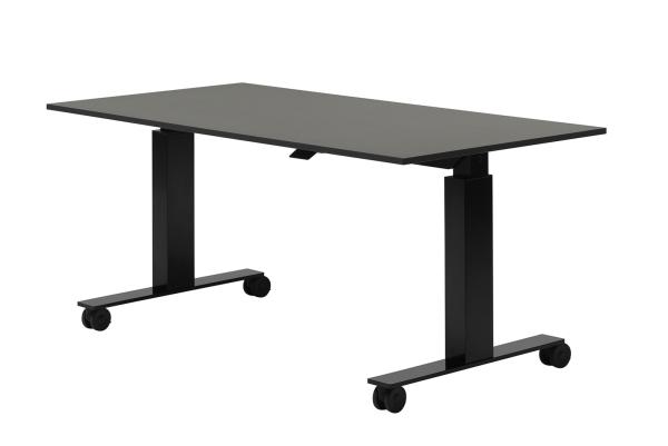Höhenverstellbarer Schreibtisch rise