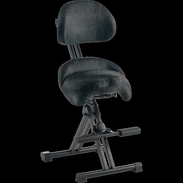 XXL-Sattelstehhilfe Futura Pedal